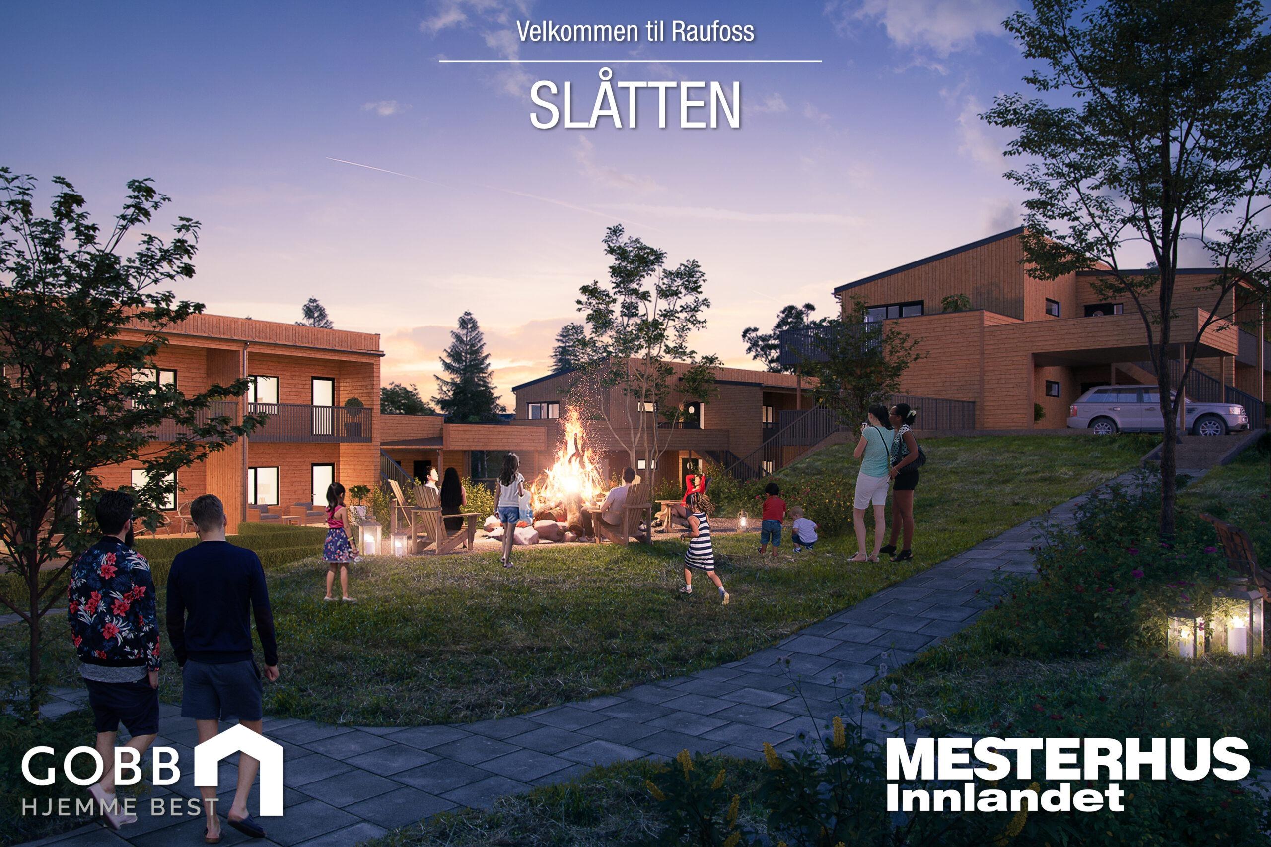 Velkommen til Slåtten på Raufoss!